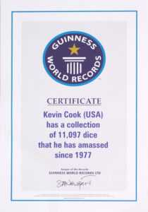 Dicecollector – Guinness Claim Information with regard to Guinness World Record Certificate Template