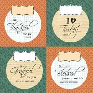 Diy Printable Thanksgiving Silverware Place Card Holders with Thanksgiving Place Card Templates