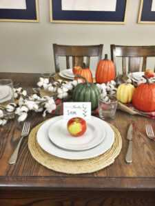 Diy Thanksgiving Place Cards Template | Birkley Lane Interiors in Thanksgiving Place Card Templates