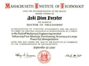 Doctorate Degree: Fake Doctorate Degree Template within Doctorate Certificate Template