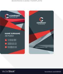 Double Sided Cards | Best Free Themes, Templates And Graphic intended for 2 Sided Business Card Template Word