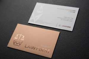 Double Sided Name Card Design Template With Spot Uv throughout Legal Business Cards Templates Free