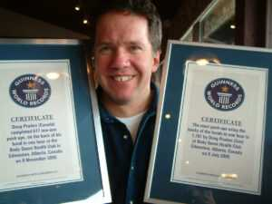 Doug Pruden – Wikipedia inside Guinness World Record Certificate Template