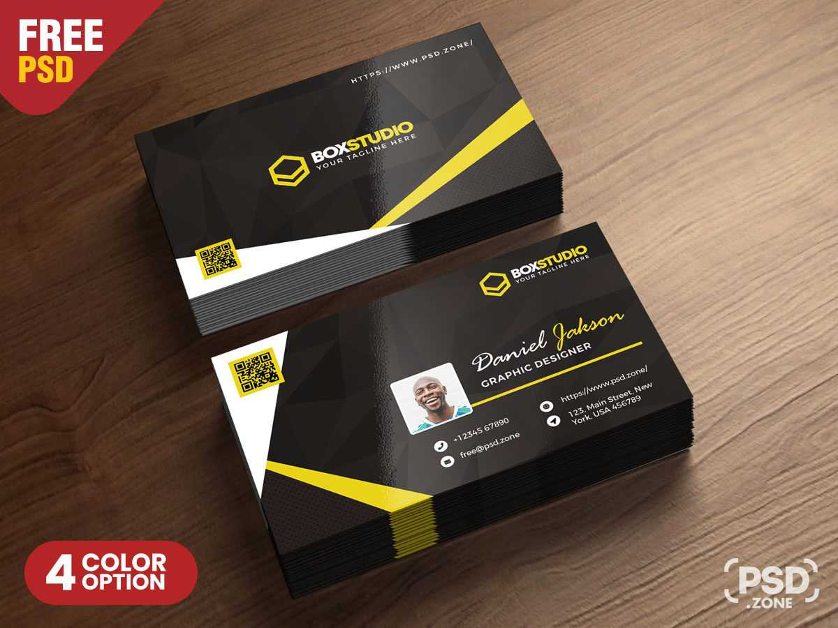Download Creative Business Card Template Psd For Free Inside Creative Business Card Templates Psd