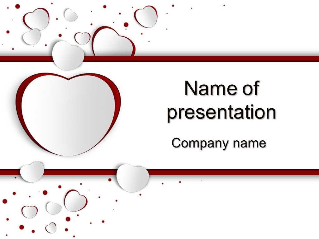 Download Free Free Valentine's Day Powerpoint Templates For In Valentine Powerpoint Templates Free