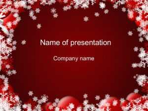 Download Free Winter Coming Powerpoint Template For Presentation intended for Snow Powerpoint Template
