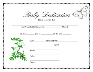Downloadable Blank Birth Certificate Template Sample : V-M-D with regard to Birth Certificate Templates For Word