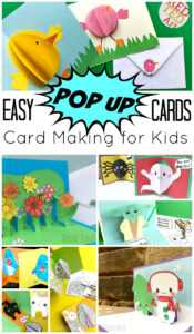 Easy Pop Up Card How To Projects – Red Ted Art throughout Diy Pop Up Cards Templates