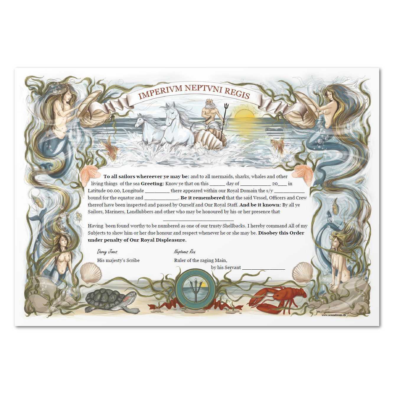 Equator Certificate Within Crossing The Line Certificate Template