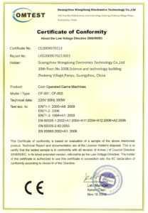 🥰 Blank Printable Certificate Of Conformity [Coc] Form with regard to Certificate Of Conformity Template
