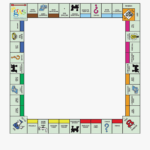 F9A6E7 Monopoly Chance Card Template   Wiring Library Throughout Monopoly Property Card Template