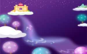 Fairy Tale Mood Powerpoint Backgrounds_Best Powerpoint inside Fairy Tale Powerpoint Template