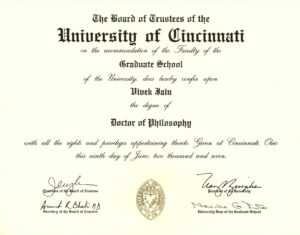 Fake Phd – Tomope.zaribanks.co in Masters Degree Certificate Template