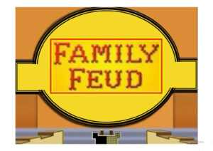 Family Feud Game Power Point Template – English Esl pertaining to Family Feud Powerpoint Template Free Download