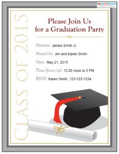 Farewell Party Invitation Templates – 21 Free Templates throughout Farewell Certificate Template