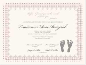 Footprints Baby Certificates | Birth Certificate Template with Editable Birth Certificate Template