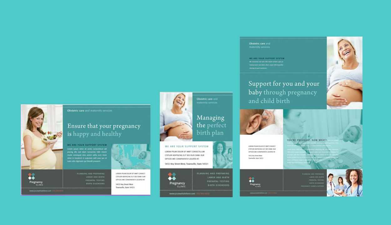 Free 16+ Medical Flyer Designs In Psd | Ai | Vector Eps With Regard To Medical Office Brochure Templates