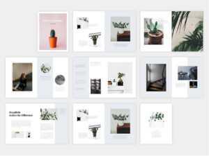 Free Adobe Indesign Brochure Template – Artfans Design inside Adobe Indesign Brochure Templates