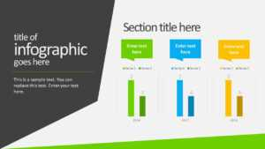 Free Animated Business Infographics Powerpoint Template for Powerpoint Animation Templates Free Download