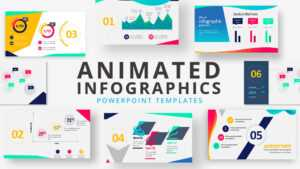 Free Animated Editable Professional Infographics Powerpoint Template with regard to Powerpoint Animation Templates Free Download