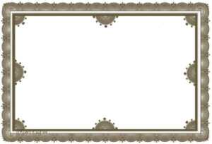 Free Black Certificate Border, Download Free Clip Art, Free pertaining to Award Certificate Border Template