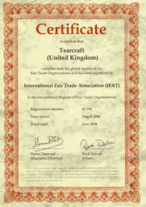 Free Certificate Template – Certificate Templates pertaining to Birth Certificate Templates For Word