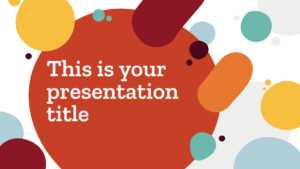 Free Cheerful Powerpoint Template Or Google Slides Theme in Fun Powerpoint Templates Free Download