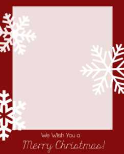 Free Christmas Card Templates – Crazy Little Projects for Diy Christmas Card Templates