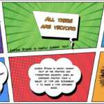Free Comic Book Powerpoint Template For Download | Slidebazaar With Regard To Fun Powerpoint Templates Free Download