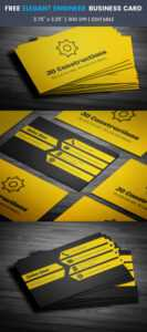 Free Construction Business Card Template On Student Show within Construction Business Card Templates Download Free
