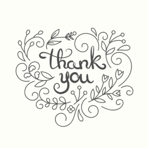 Free Downloadable Thank You Cards – Oflu.bntl inside Free Printable Thank You Card Template