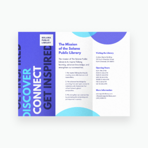 Free Online Brochure Maker: Design A Custom Brochure In Canva with Online Brochure Template Free
