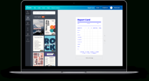Free Online Report Card Maker: Design A Custom Report Card with regard to Fake Report Card Template