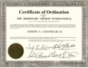 Free Ordination Certificate Template – Great Professional in Certificate Of Ordination Template
