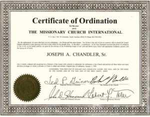 Free Ordination Certificate Template – Great Professional regarding Ordination Certificate Template