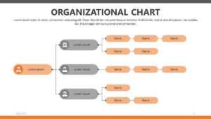 Free Organizational Chart Templates For Powerpoint | Present with regard to Microsoft Powerpoint Org Chart Template