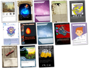 Free Poker-Sized Card Templates – Fairway 3 Games with Template For Game Cards