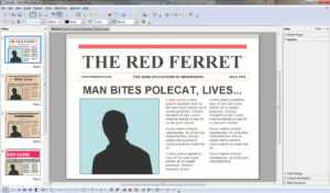 Free Powerpoint Newspaper Templates Turns You Into An within Newspaper Template For Powerpoint