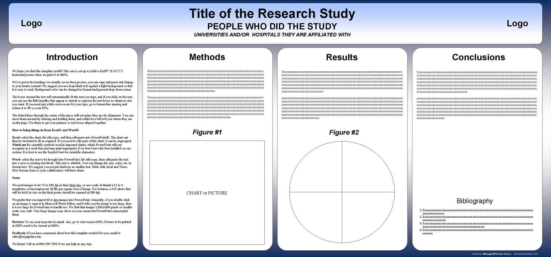 Free Powerpoint Scientific Research Poster Templates For Throughout Powerpoint Academic Poster Template
