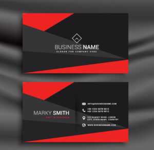 Free Printable Business Card Template – Set Your Plan within Free Editable Printable Business Card Templates