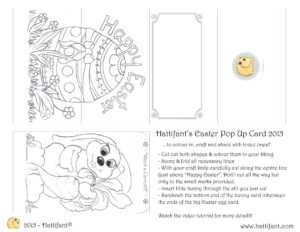 Free Printable Easter Pop Up Card Templates – Cards Design with Free Printable Pop Up Card Templates