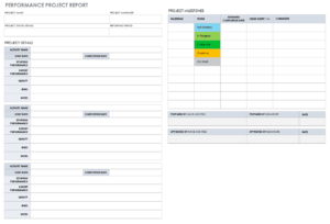 Free Project Report Templates | Smartsheet intended for Post Mortem Template Powerpoint