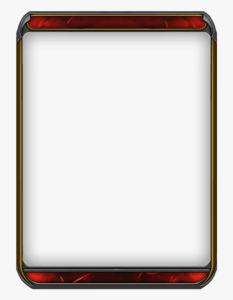 Free Template Blank Trading Card Template Large Size in Free Trading Card Template Download