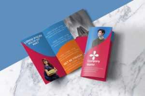 Free Tri-Fold Brochure Template – Download Free Tri-Fold in Brochure Templates Adobe Illustrator