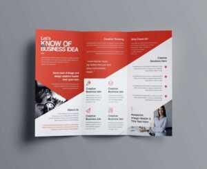 Free Tri Fold Brochure Template Word – Egeberg – Egeberg with Tri Fold Brochure Template Indesign Free Download