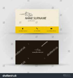 Front And Back Business Card Template Word ] – Card Template with Front And Back Business Card Template Word