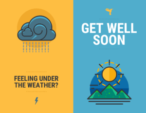 Get Well Soon Card in Get Well Card Template