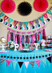 Ghoulish & Glam Monster High Birthday Party // Hostess With pertaining to Monster High Birthday Card Template