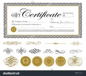 Gift Certificate Template – Fotolip intended for Small Certificate Template