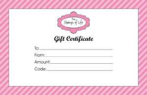 Gift Certificate Templates To Print | Activity Shelter with regard to Love Certificate Templates